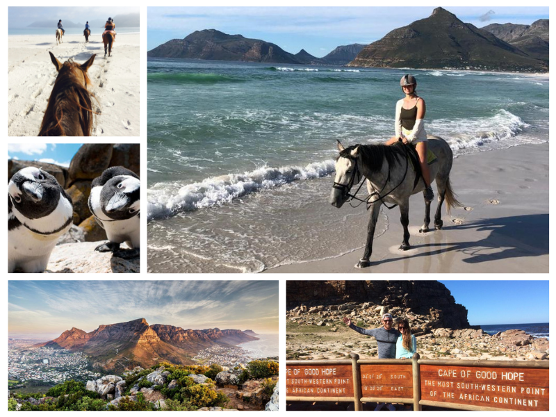 Overnight Noordhoek and Cape Point